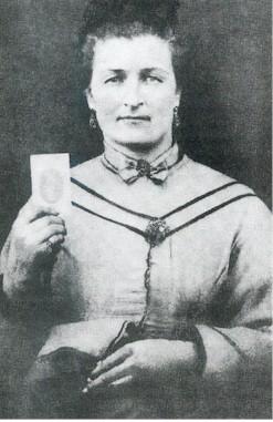 female Confederate soldier Malinda Blalock