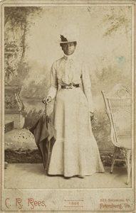 Civil War spy Mary Elizabeth Bowser