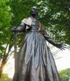 monument to former slave and abolitionist Sojourner Truth