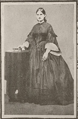 Confederate spy, nurse and smuggler Emeline Pigott