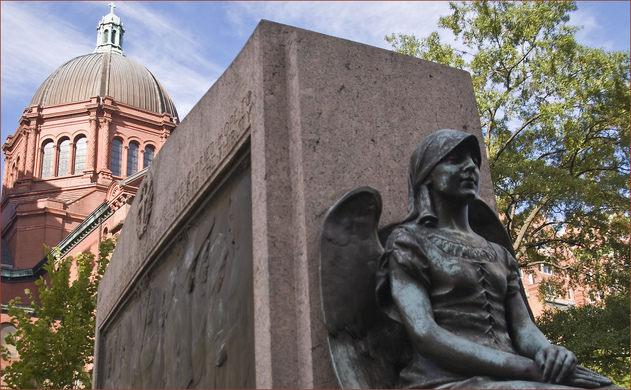 Civil War Nurses Memorial
