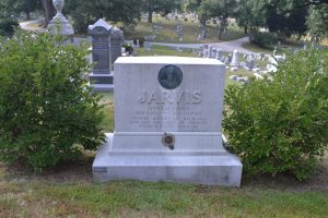 Anna Marie Jarvis grave