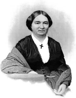 civil war nurse Mary Morris Husband