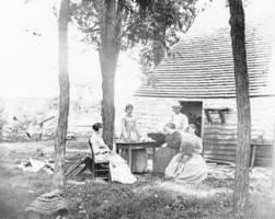 Civil War nurse and teacher Eliza Porter