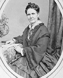 Civil War nurse Isabella Fogg