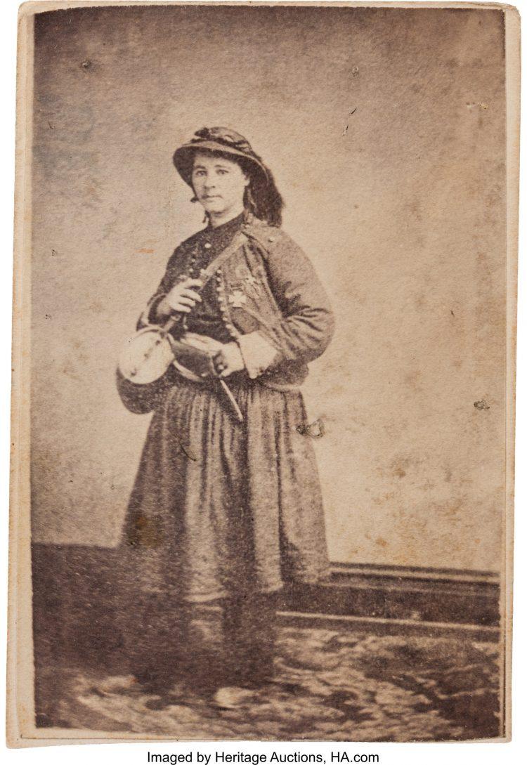 French Mary Tepe
