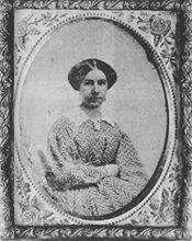 Flora Stuart, wife of General Jeb Stuart