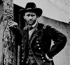 photograph of General Ulysses S. Grant during the Civil War