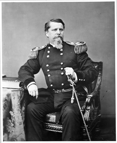 major general in the Army of the Potomac during the Civil War