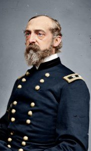 Union general and husband of margaretta meade