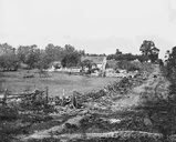 General George Gordon Meade's headquarters during the Battle of Gettysburg