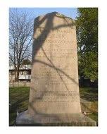 General Butler's grave