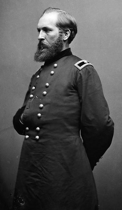 Civil War Union general