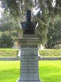 General McLaws monument