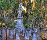 Confederate general's gravesite