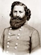 Confederate major general and husband of Emily McLaws