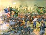 Civil War battle in the Peninsula Campaign