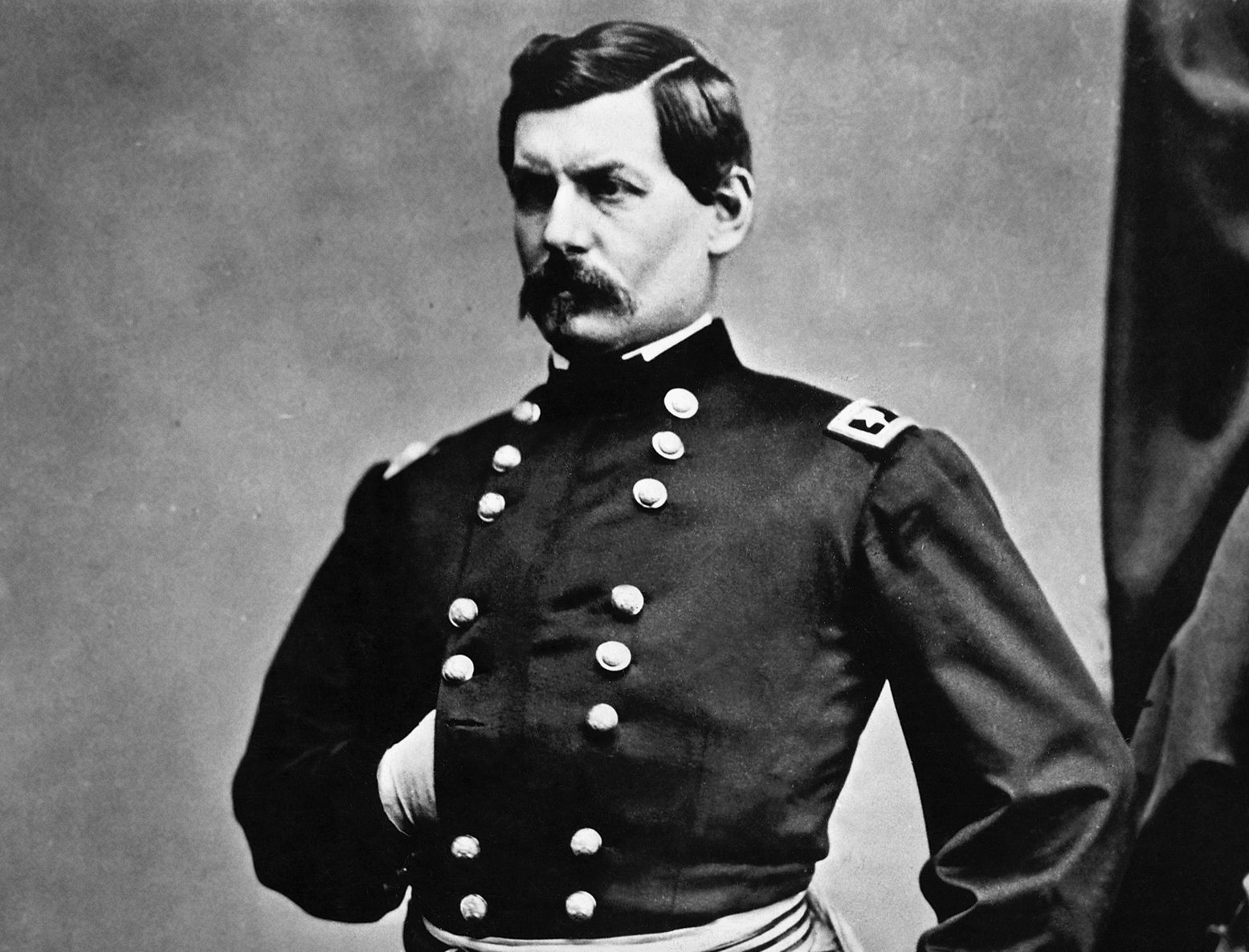 Union Civil War general and husband of Clara Pope
