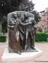 monument to Harriet Tubman
