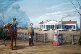 home of Jefferson and Varina Davis