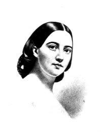 Wife of politician and statesman Stephen A. Douglas