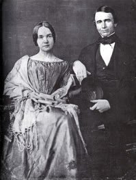 diarist Mary Boykin Chesnut and her husband General James Chesnut