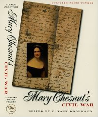1981 edition of Mary Boykin Chesnut's diary, edited by C. Vann Woodward