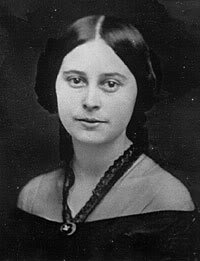 photo of half-sister to Mary Todd Lincoln and wife of General Benjamin Hardin Helm