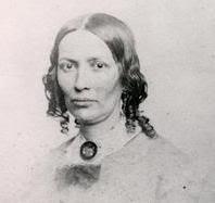 photo of wife of Navy Secretary Gideon Welles