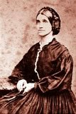 photo of Laura Jackson Arnold, sister of Confederate General Stonewall Jackson