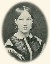 photograph of a young woman from New York who kept a diary during the Civil War