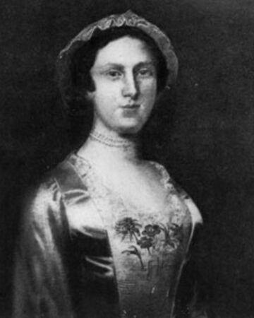 Theodosia Bartow Prevost Burr