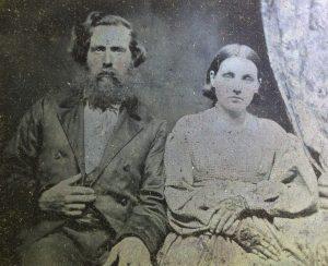 William Clarke Quantrill and Sarah Quantrill