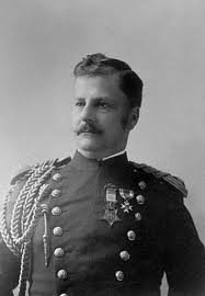 the Boy Colonel and Congressional Medal of Honor recipient for the Battle of Missionary Ridge