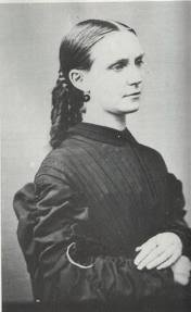 daughter of Mary Surratt, who was accused of taking part in the assassination of Abraham Lincoln