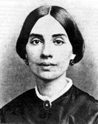 a biography of emily dickinson born in amherst massachusetts as one of the most influential poets Most of her work as a poet was hidden from her family and the surrounding   dickinson was born into an influential and well-liked family in amherst  to  dickinson and she returned home to live with her parents after only one year at  the seminary  bowles was impressed by dickinson's poetry, and published  seven poems.