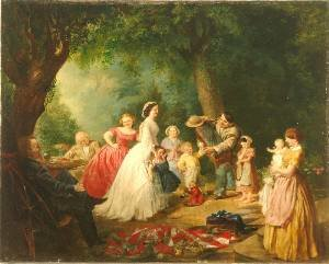 lilly martin spencer painting
