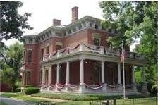 home of Caroline and Benjamin Harrsion