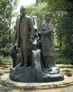 our nation's largest monument to the Underground Railroad