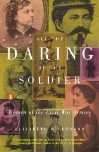 women soldiers in the Civil War
