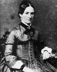 older sister-in-law of Abraham Lincoln