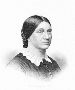 Civil War nurse and humanitarian