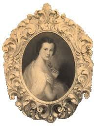 anna marie hood, wife of General John Bell Hood