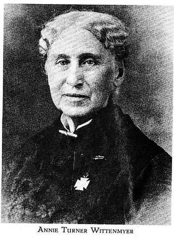 Annie Wittenmyer, social reformer