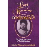 book about Civil War spy, smuggler and diarist, Belle Edmondson