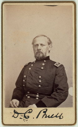 General Don Carlos Buell, husband of Margaret Buell