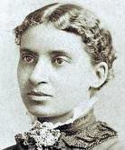 Charlotte Forten, teacher of slaves in South Carolina