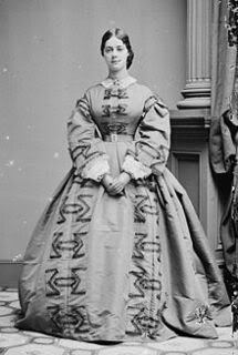 Kate Chase, daughter of Chief Justice of the Supreme Court Salmon Chase