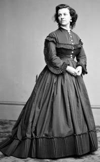 Civil War woman spies: Pauline Cushman