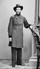 Civil War general and husband of Ruth Anne Dodge